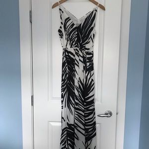 H&M full length dress